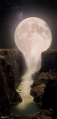 melting-moon